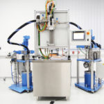 Construction of the demand-driven cartridge filling system for the live demonstrationg