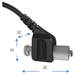 flowplus pressure sensor with sizes