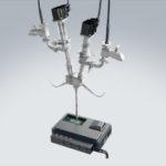 Exemple d'application : dosage électrique à 2 composants