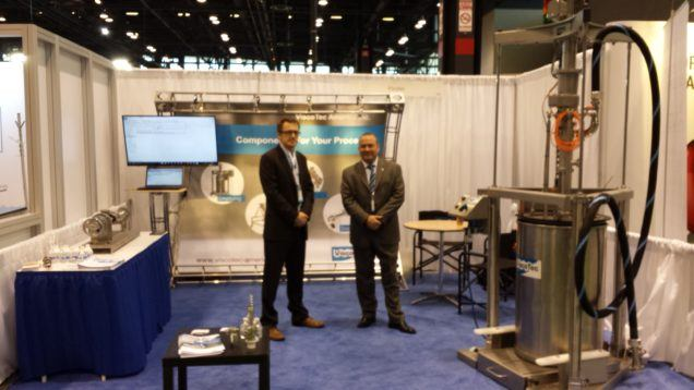 ViscoTec auf der PackExpo in Chicago