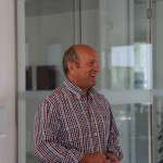 Georg Senftl feiert 20-jähriges Dienstjubiläum