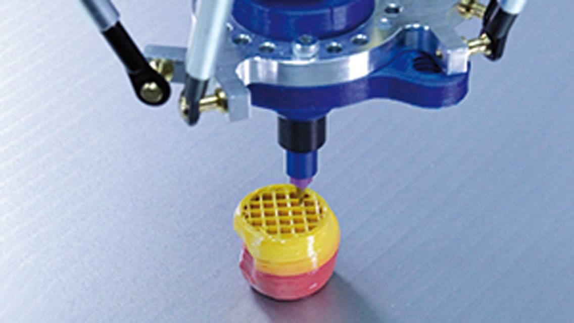 3D-Druck-ViscoTec