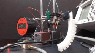 Anwendungsbeispiel: 3D-Druck von Silikonbauteilen mit dem 3D-Druckkopf von ViscoTec