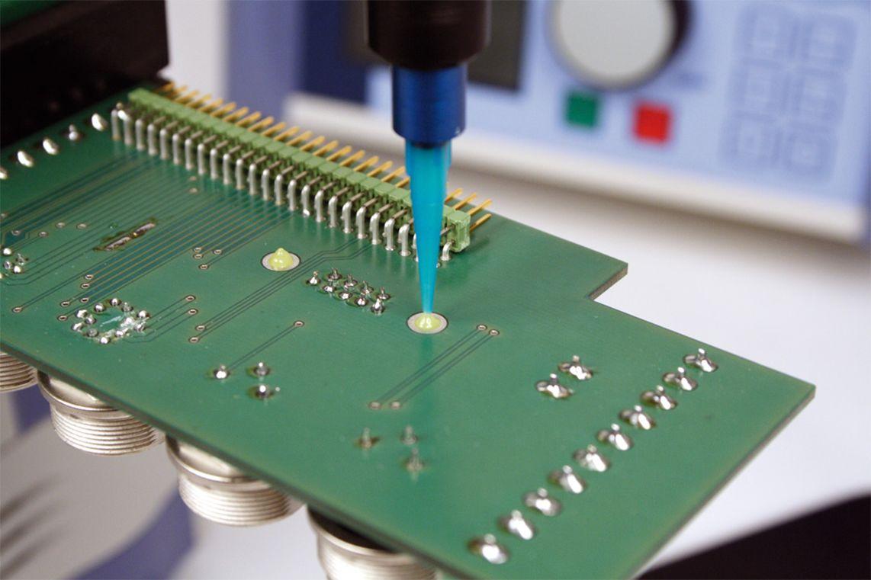 ViscoTec - Dosiergeräte zum Auftragen und Applizieren, Klebstoffe dosieren