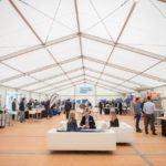 ViscoTec CID 2019 - Ausstellungszelt / exhibition tent
