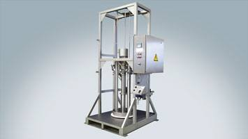 Entleersystem ViscoMT-XL Hygienic