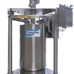 Fassentleersystem ViscoMT-XM mit volumetrisch fördernder Pumpe ab 50l barrel emptying system ViscoMT-XM with endless piston pump starting with 50l