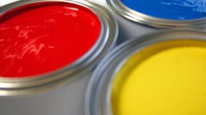 ViscoTec liquid paints - dosing of plastic paints colors