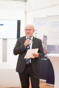ViscoTec CEO Georg Senftl