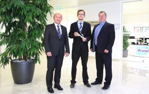 CEO of ViscoTec Geschäftsführer Geschäftsfeldleiter Pharma Manager Business Unit Pharma