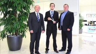 ViscoTec management group photo