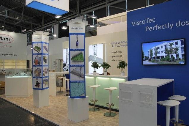 ViscoTec auf der Automatica 2016