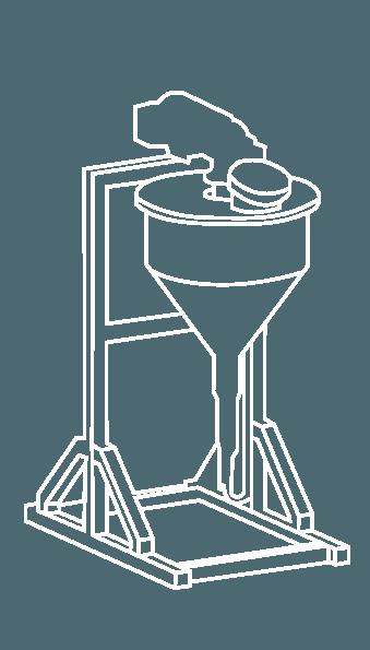 Materialaufbereitung für Fluide & Pasten