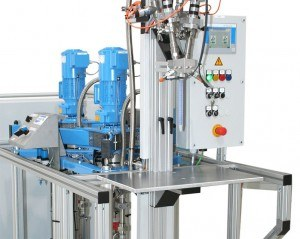 mobile shimming complete dosing system for aerospace industries