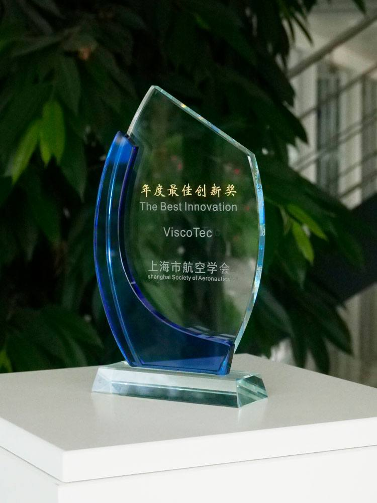 """The Best Innovation Award"" for the vipro-DUOMIX"