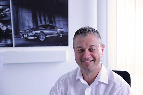 ViscoTec Geschaeftsfeldleiter Christian Heidinger