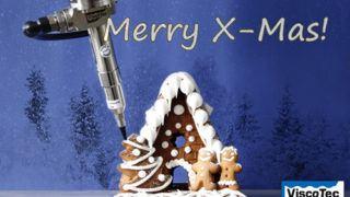 ViscoTec Lebkuchen, Weihnachten und Neujahr 2015