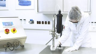 ViscoTec Pharma Dispenser Laboratory