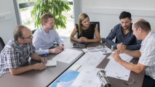 Offene Gesprächsrunden prägen ein innovatives und kreatives Miteinander bei ViscoTec