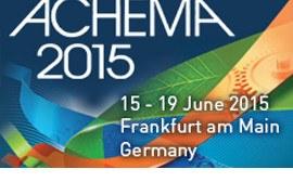 Exposition logo achema 2015