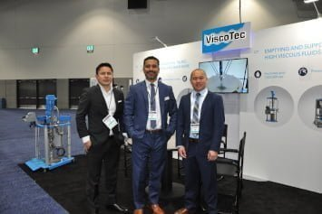 ViscoTec America Team at the IPC APEX EXPO