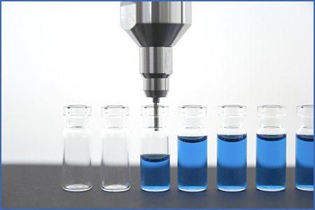 Usos industriales dosificadores