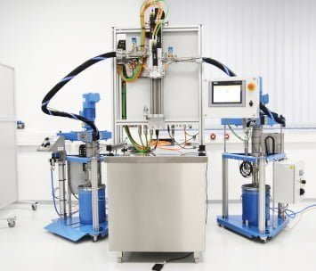 Construction of the demand-driven cartridge filling system for the live demonstration