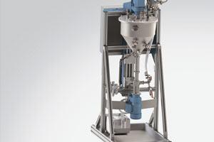 Aufbereitungssystem für niedrig- bis hochviskose Flüssigkeiten
