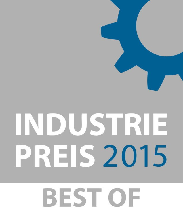 Industriepreis 2015 ViscoTec