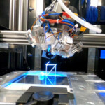 Printing a small truss structure in 0 g (Source: AIMIS-FYT)