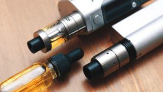 e cigarette filling with ViscoTec