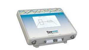 flowscreen: evaluation unit for flowplus16