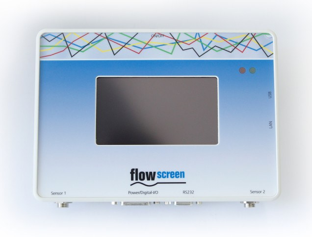 flowscreen evaluation system for flowplus16