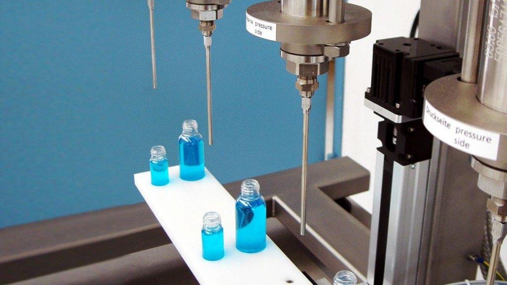 ViscoTec Dosiertechnik Kosmetik und Pharma