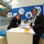 preeflow at an exposition in Asia