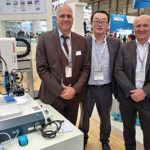 ViscoTec in Shanghai at the Prodctronica China