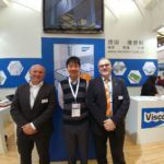 ViscoTec at an exposition in Asia