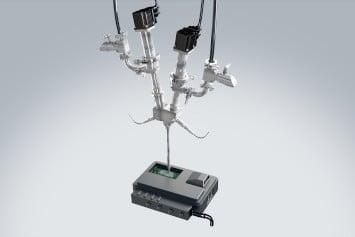Anwendungsbeispiel Elektroindustrie 2K Dosierung