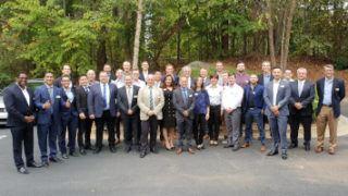 ViscoTec America Team + Business Unit Manager & CEOs ViscoTec Germany