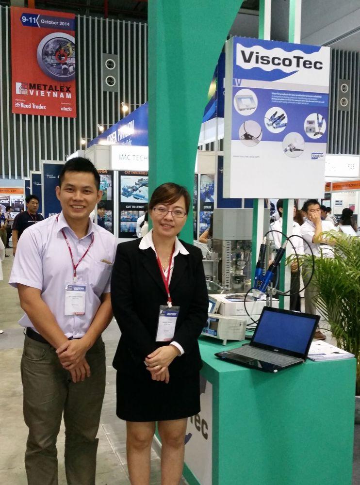 Messebericht NEPCON Vietnam 2014