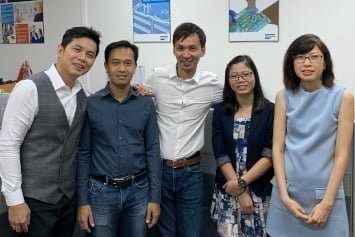 The ViscoTec Asia team